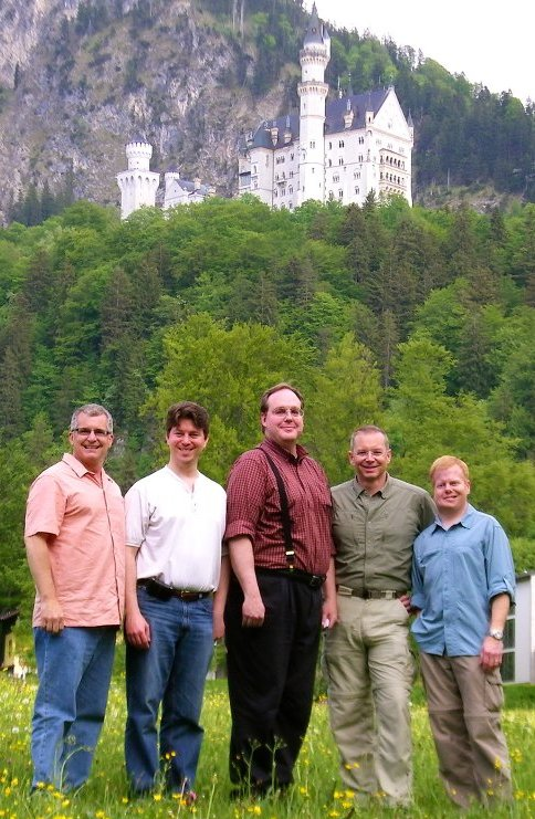 Neuschwanstein Castle Germany 2011