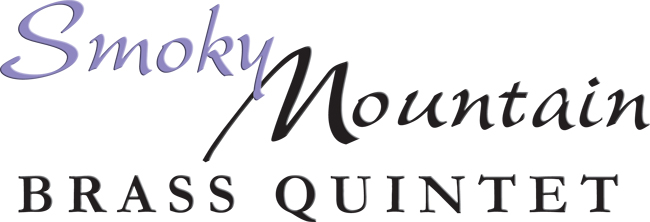 Smoky Mountain Brass Quintet Logo