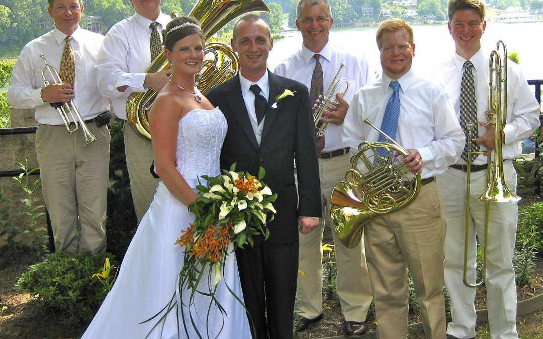 Brass Quintet Wedding
