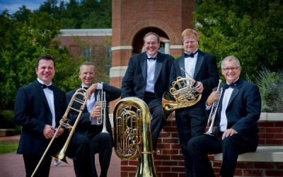 Smoky Mountain Brass Quintet in Brasstown, NC – a Perfect Combination!